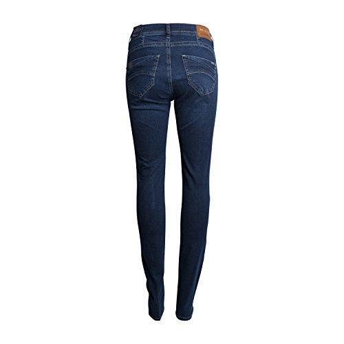 Damen Jeanshose VALENTINE von Lost in Paradise Farbe Blau Denim High rise Basic Neue Kollektion Herbst Winter Freizeit Outdoor