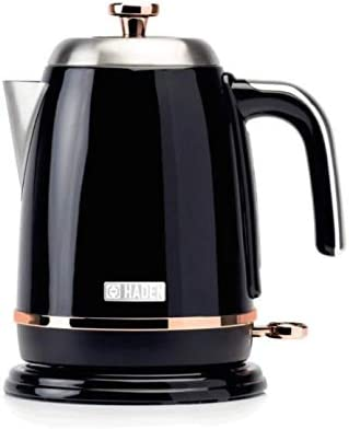 Haden Salcombe Black & Copper Kettle