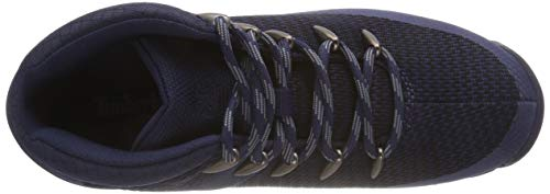 De Hautes navy Timberland Euro 19 Sprint Homme Randonnée Chaussures Bleu q4wSft