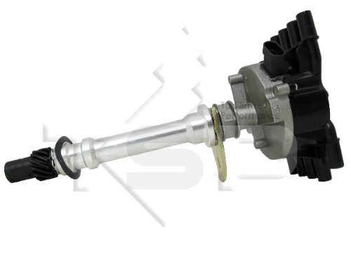 Top Street Performance JM6672BK Vortec Distributor