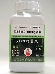 Min Tong - Zhi Bai Di Huang Wan 100 g