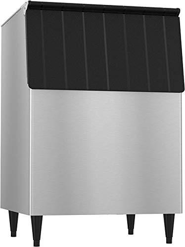 - Hoshizaki B-500SF, 500 lbs of Ice Storage, Stainless Steel Exterior