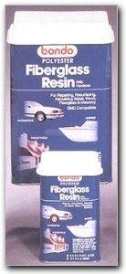 Bondo Polyester Fiberglass Resin Pt. - Polyester Resin Fiberglass Bondo