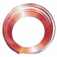 Mueller B & K KS10060 Copper Tubing, Type K, Soft, 1'' Id x 60'