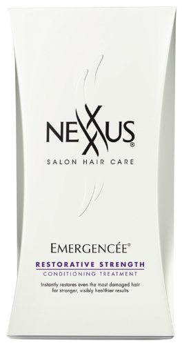 Nexxus Emergencee Restorative Strength Conditioning Treatment 3.3 Ounce by Nexxus