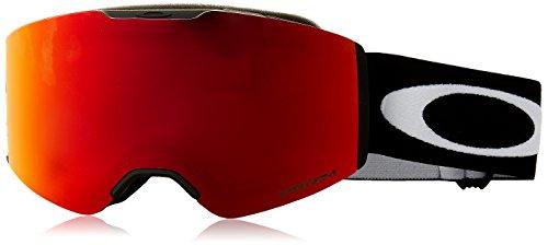 Oakley Fall Line Snow Goggles, Matte Black Frame, Prizm Torch Iridium Lens, Medium (Oakley Fällen)