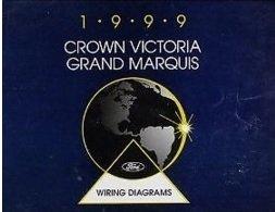 1999 Ford Crown Victoria Mercury Grand Marquis Wiring Diagram (Mercury Grand Marquis Wiring Diagrams)