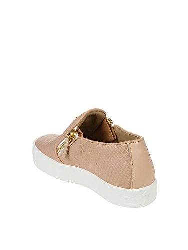 DESIGN Rosa RS7006001 Slip MC Donna GIUSEPPE On Pelle Sneakers ZANOTTI z5xnqY1