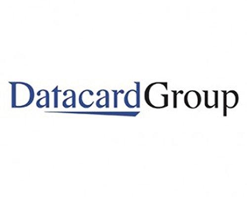 Datacard Group Graphics Monochrome Ribbon Kit Dark Blue 1500 Card Yield DCD-532000-003 ()