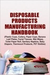 Book Disposable Products Manufacturing Handbook