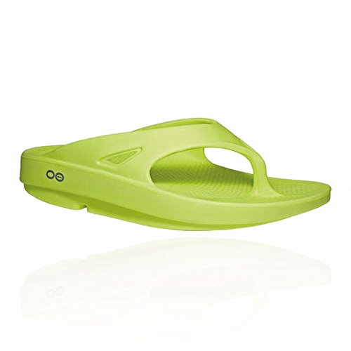 Oofos Unisex Ooriginal Thong Slipper Citroen