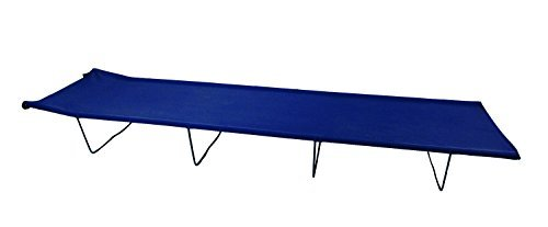 Texsport Collapsible Steel Camp Cot by Texsport [並行輸入品] B01KKET3EY