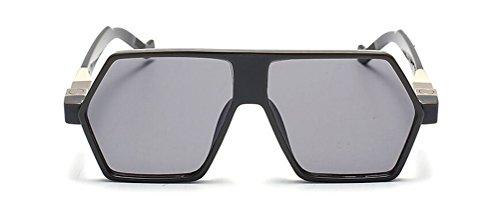 GAMT Retro Color Film Metal Frame Lens Sunglasses for - Versace Sunglasses Replica