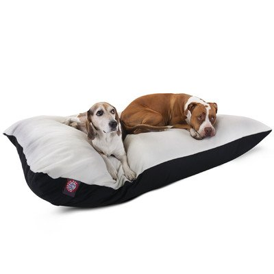 Rory Pet Bed Color: Black, Size: X-Large (60