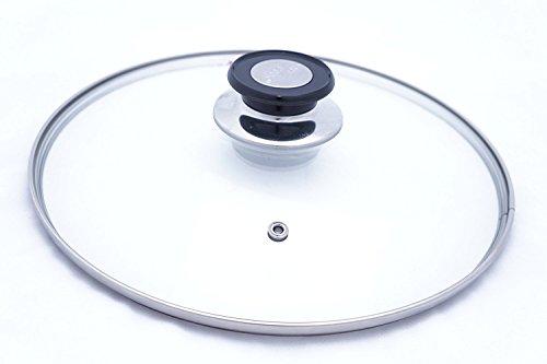 pot lid steam vent - 4