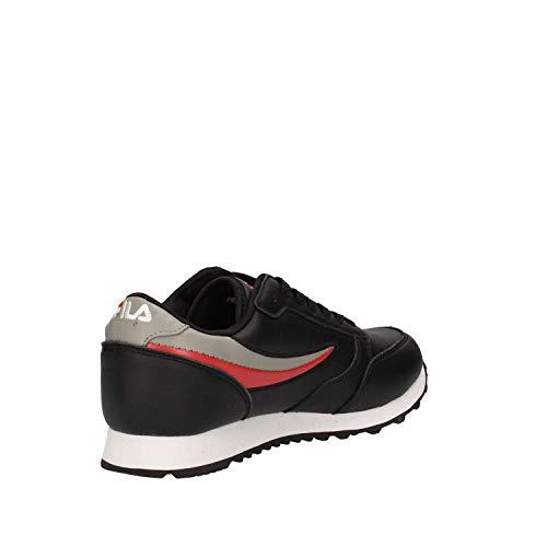 Grey Red Low Fila Jogger Black Orbit HwxWqvTf6