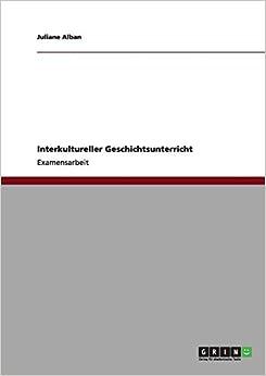 Book Interkultureller Geschichtsunterricht (German Edition)