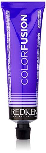 Redken Color Fusion Color Cream Cool Fashion for Unisex, No. 7AA Ash/Ash, 2.1 Ounce