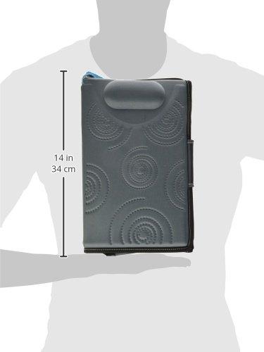 Munchkin BRICA goPad Diaper Changer, Grey, Black 64013