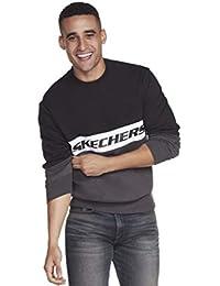 Men's Heritage Blocked Crewneck Sweatshirt