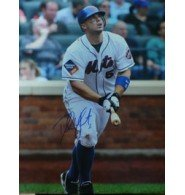 Signed Wright, David (New York Mets) 11x14 Photo autographed