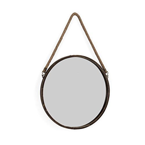Danya B. SE021 Decorative Rustic Metal-Framed 15