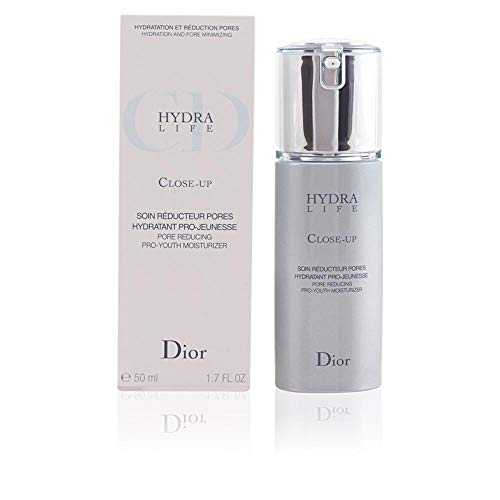 Christian Dior Hydra Life Close-Up Pore Reducing Pro-Youth Moisturizer, 1.7 Ounce