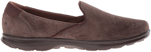 Skechers Performance Go de La Mujer Paso Untouched Walking Zapatos Chocolate