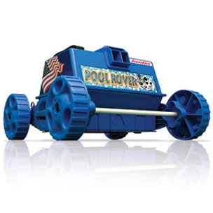 Aquabot APRVJR Pool Rover Junior Robotic Above-Ground Pool Cleaner - Color May Vary