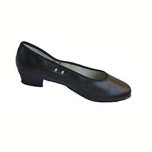 Jig Foo Chaussures de Pompes Jazz Dance pour Femme
