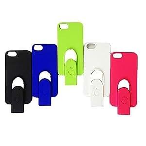MOFY-Estuche protector duro abs con acci—n retardada para el iphone 5 / 5s (colores surtidos)