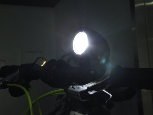 LED Mountain Bike Bicycle Lamp Motorcycle Off Road Flood Light 2'' 9-60V 10W For Ford F-150 E-250 E-350 Super Duty by Wotefusi