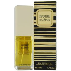 Pierre Balmain Ivoire De Balmain Eau de Toilette Spray for Women, 1.7 Ounce