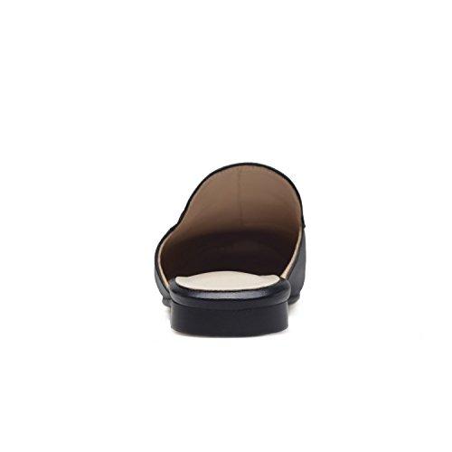 Slip Pantofole Centimetri 7 Donne 2 5 Uk on Vaneel Foknvs Piatta Nero X4gwAXO