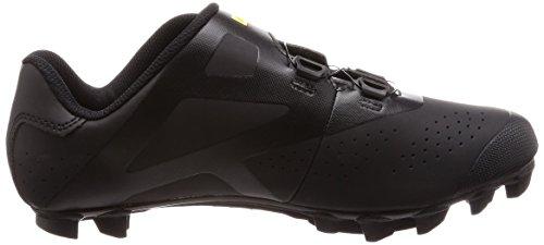 Piel De Negro Hombre Para Ciclismo Zapatillas Mavic PZnAt6qpwt