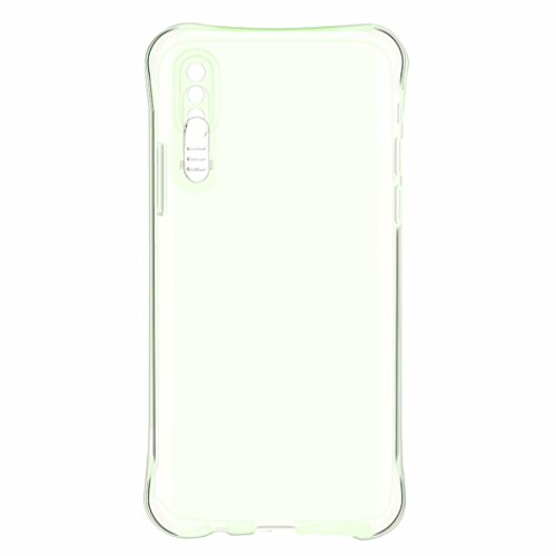 LED Flash Light Up Incoming Call Silicon Case Cover Slim Fit For iPhone X 5.8 inch (Light (Call Led)