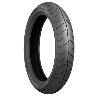 130/70R-18 (63H) Bridgestone G709 Exedra Touring Front Motorcycle Tire for Honda Gold Wing Audio/Comfort/Navi/XM (ABS) GL1800 2012-2017 ()