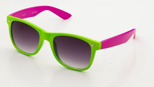 80s-classic-blue-brothers-neon-color-wayfarer-styles-vintage-retro-sunglasses-in-green-pink