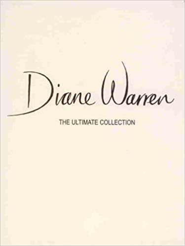 Diane Warren The Ultimate Collection Boxed Set Pianovocal
