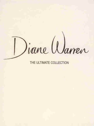 Diane Warren -- The Ultimate Collection (Boxed Set): Piano/Vocal/Chords (Book (Boxed Set))