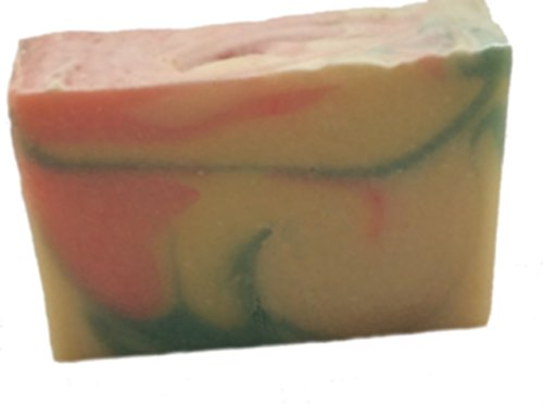 Velvet Euphoria Organic Soap bar with honeydew and therapeutic essential oils. (Waves)