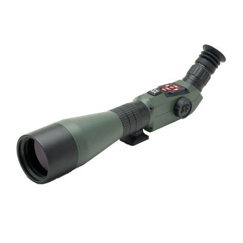 ATN X-Spotter HD 20-80x/200mm Smart Day & Night Smart HD Spotting Scope w/1080p Video, Geotagging...