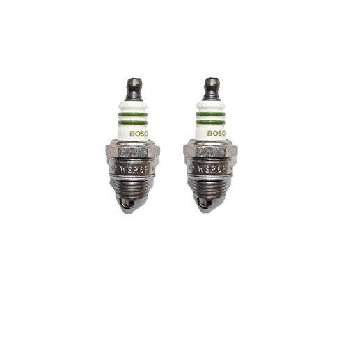 (Bosch 7547 (WSR6F) Spark Plug, Pack of 2 )