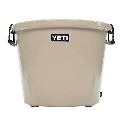 YETI TANK 85 Bucket Cooler (Desert Tan) Review