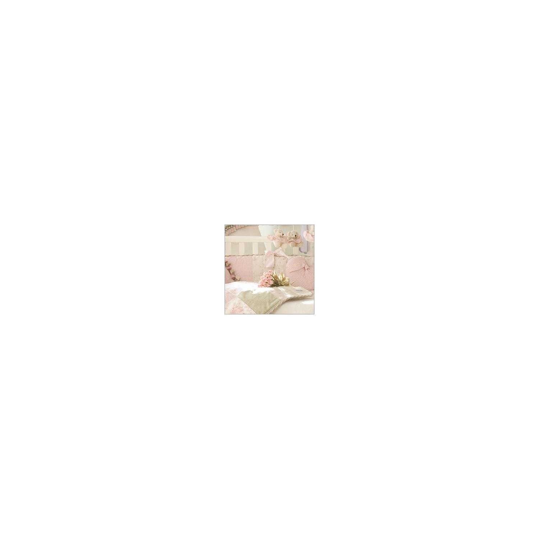Glenna Jean Isabella Bumper, Pink/Green/Cream