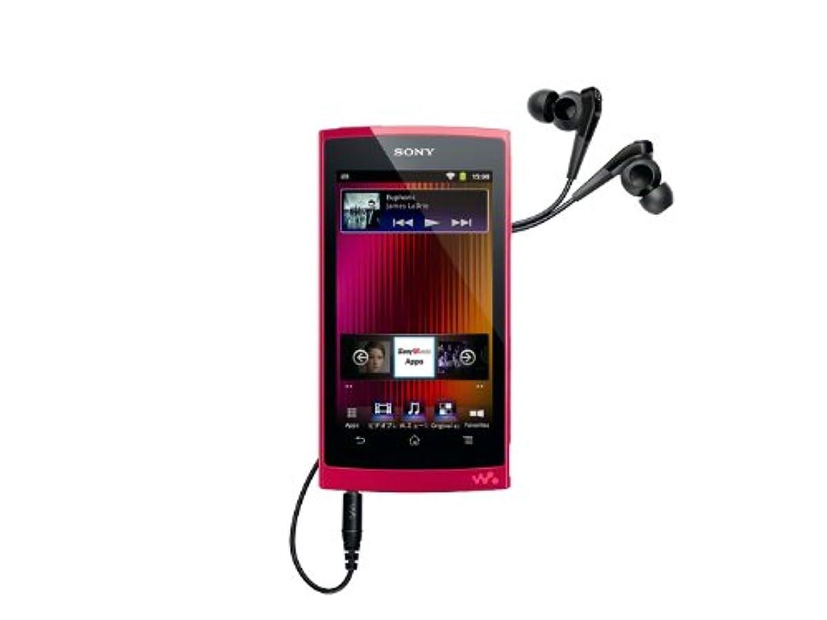 [해외] SONY 워크맨 Z실리즈 16GB 레드 NW-Z1050/R