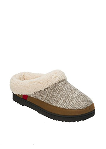 Clog GIFT FREE with Natural Knit Dearfoams Maried EqxAnz