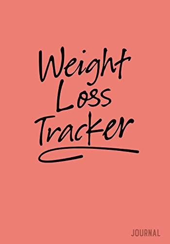 Weight Loss Tracker Journal: Diet & Fitness Tracker (Writing A 30 60 90 Day Plan)