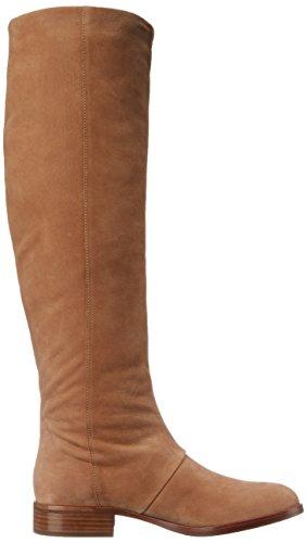 Edelman Women's Boot Josephine Sam Slouch Caramel Golden dCxqd6Iw