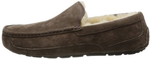UGG Australia Men's Leather Ascot Slipper